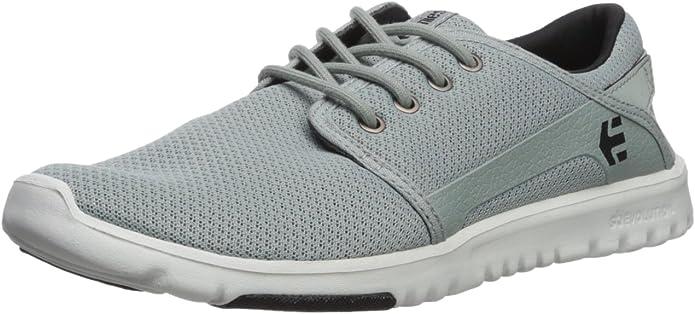 Etnies Scout Sneakers Herren Grau (Grey/Black/Silver)