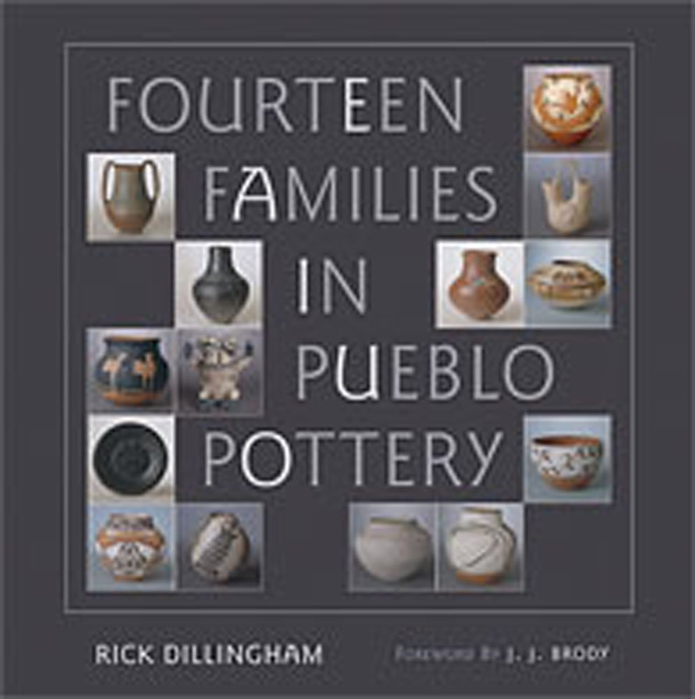 Fourteen Families in Pueblo Pottery
