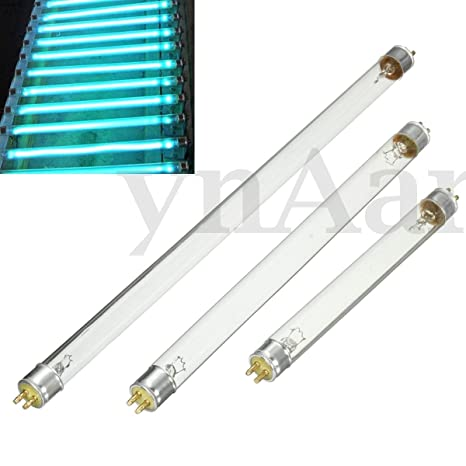 e37c1609eb Buy Veena 4W 4W6W8W T5 Uv Ultra Violet Tube Bulbs Lamp Light Water Clear  Pond Germicidal Online at Low Prices in India - Amazon.in