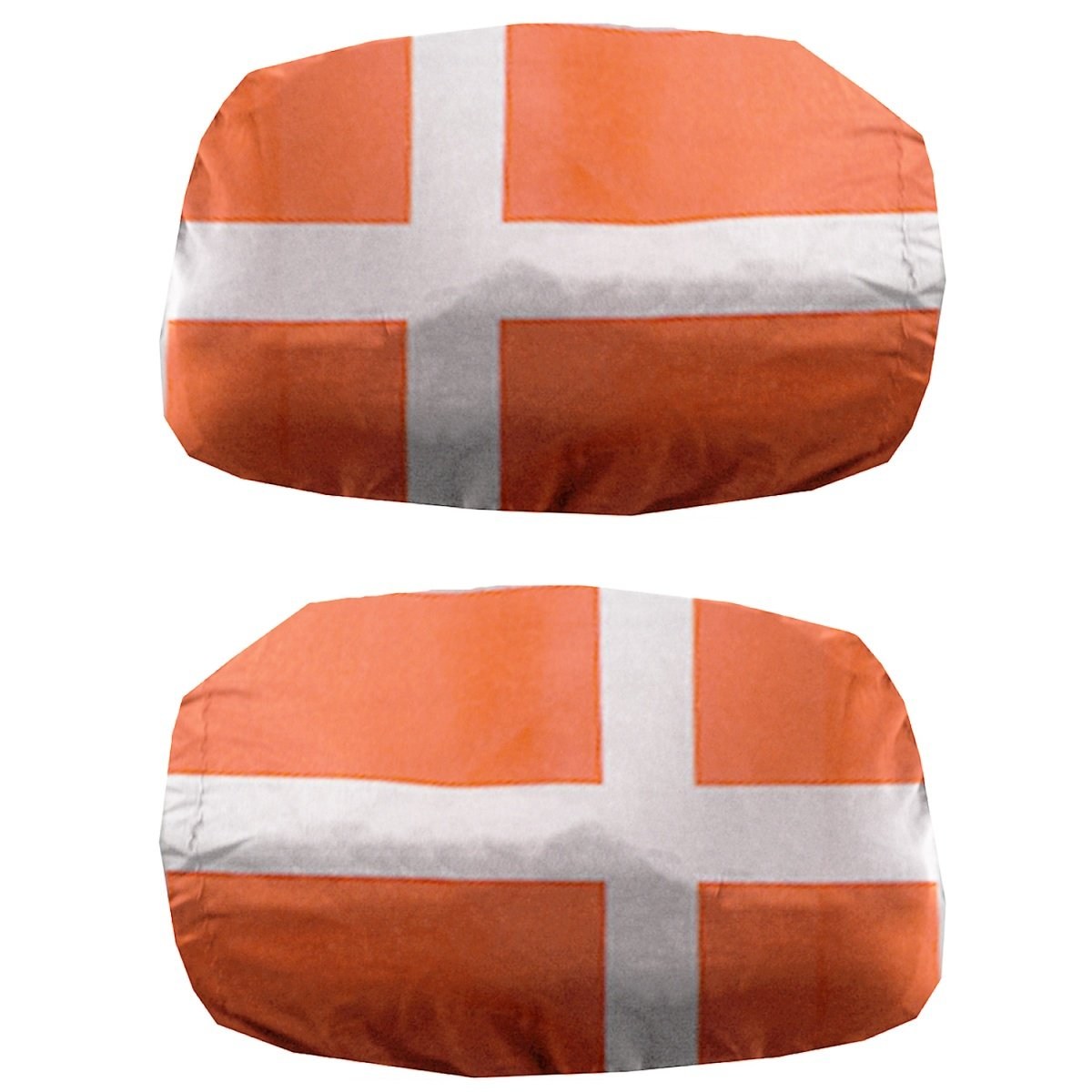 Sonia Originelli 2er Set Au/ßenspiegel Flagge WM Fu/ßball Fan Auto Fahne