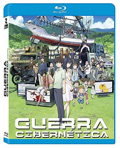 Summer Wars - Guerra Cibernetica (Latin America Import) Latin Spanish & Japanese Language