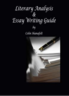 com the wiley guide to writing essays about literature  literary analysis essay writing guide