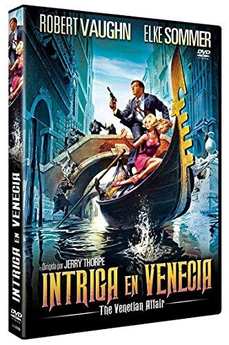 Intriga En Venecia (The Venetian Affair) - 1967 [Non-usa Format: Pal -Import- Spain]