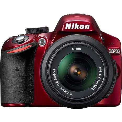 Review Nikon D3200 Digital SLR