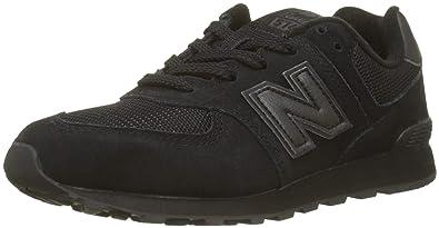 7173a5212 Amazon.com | New Balance unisex-child 574v1 Essentials Sneaker ...