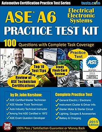 ASE - Auto Mechanic Practice Tests