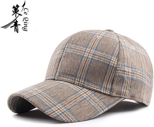sdssup Sombrero para Mujer Gorra Retro clásica con Gorra de ...