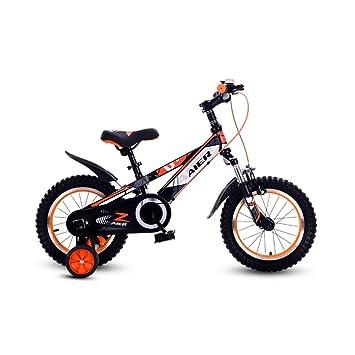 DT Bicicleta para niños 2-3-4-6-8 años de Edad