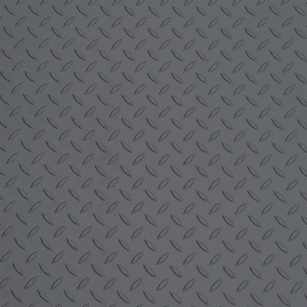Auto Care Products 82714 Diamond Deck 7.5' x 14' Small Car Mat, Battleship Gray by Auto Care (Image #1)