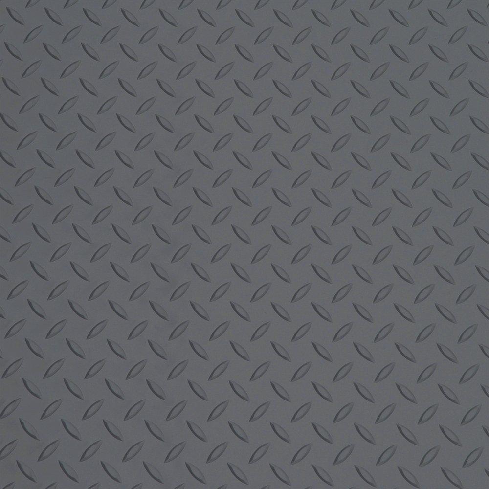 Auto Care Products 82512 Diamond Deck 5' x 12' Floor Mat, Battleship Gray