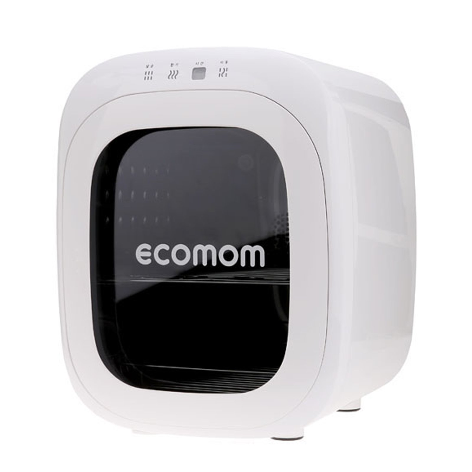 ECOMOM ECO-33 Baby Bottle Multi Sterilizer Ultraviolet Disinfection 220V (White)