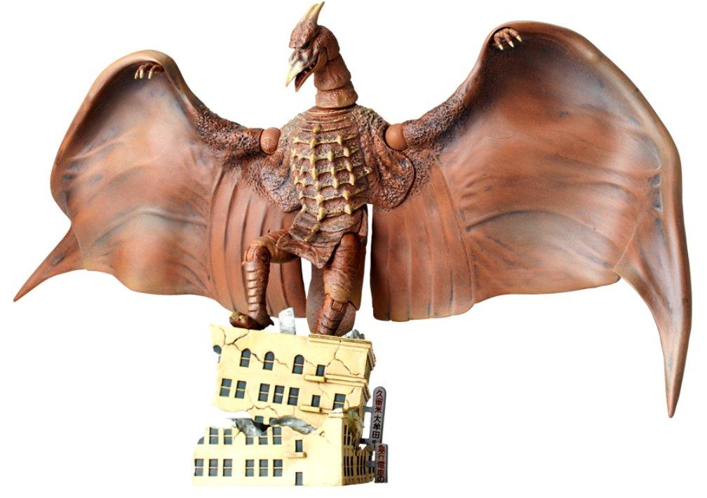 Godzilla Revoltech SciFi Super Poseable Action Figure #019 Rodan