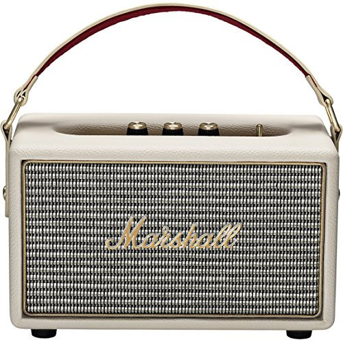 Marshall Kilburn Portable Bluetooth Speaker, Cream (4091190) -