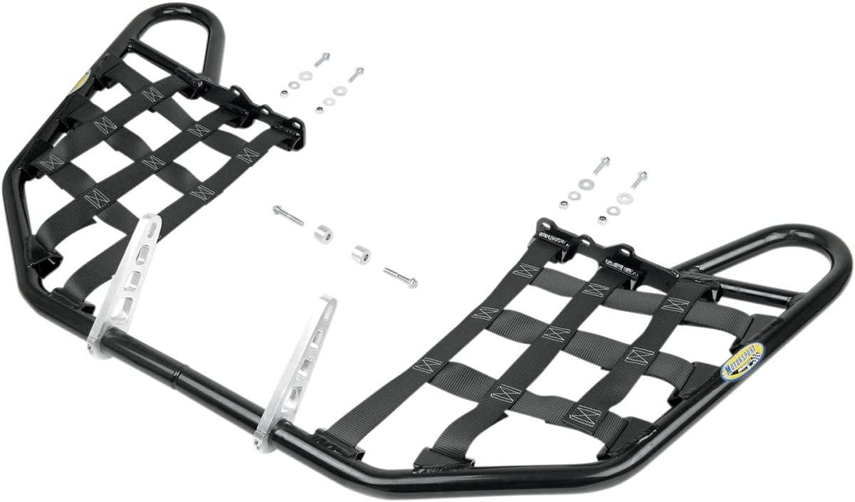 Black 81-3512 Motoworks EZ-FIT Nerf Bars