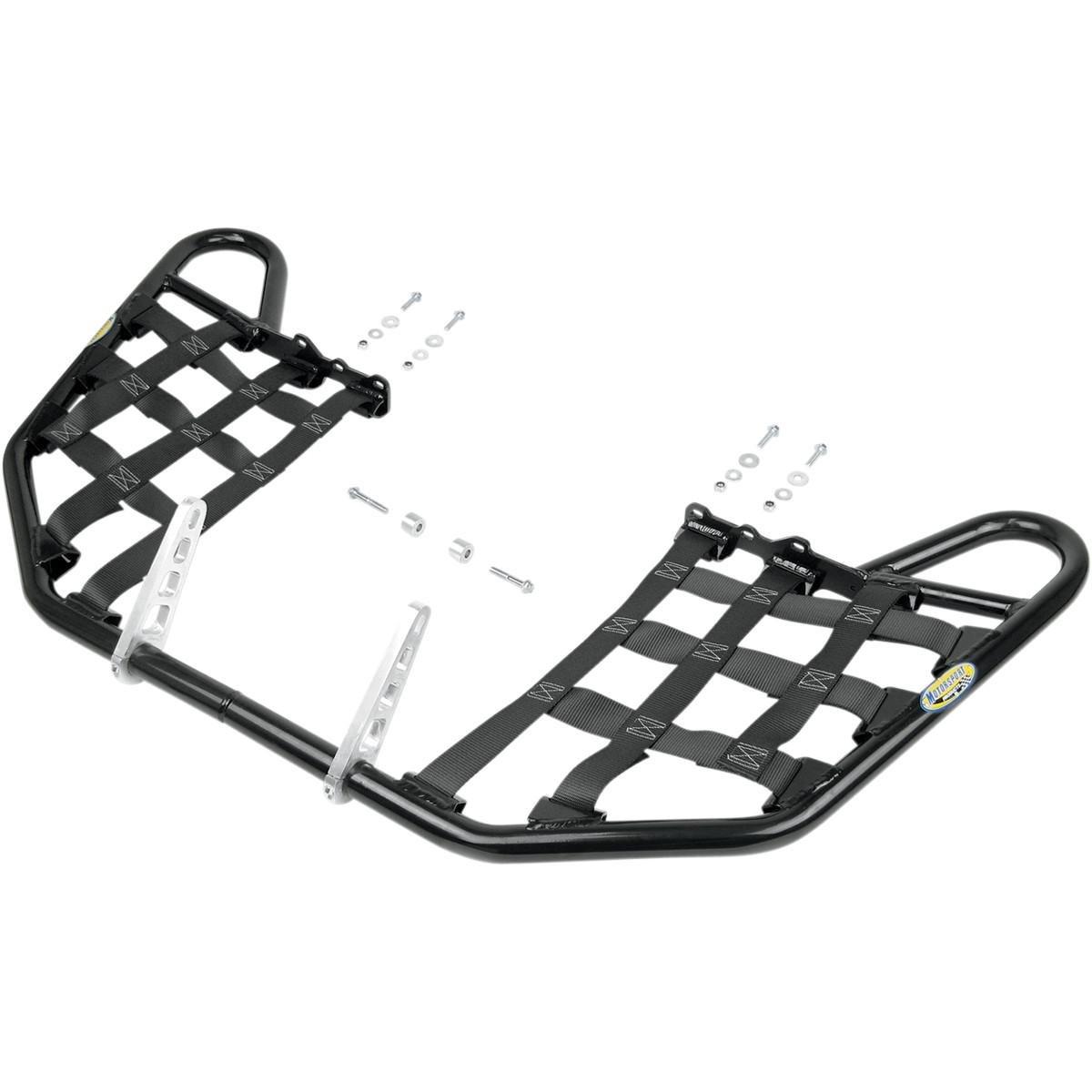 Black 81-2112 Motoworks EZ-FIT Nerf Bars