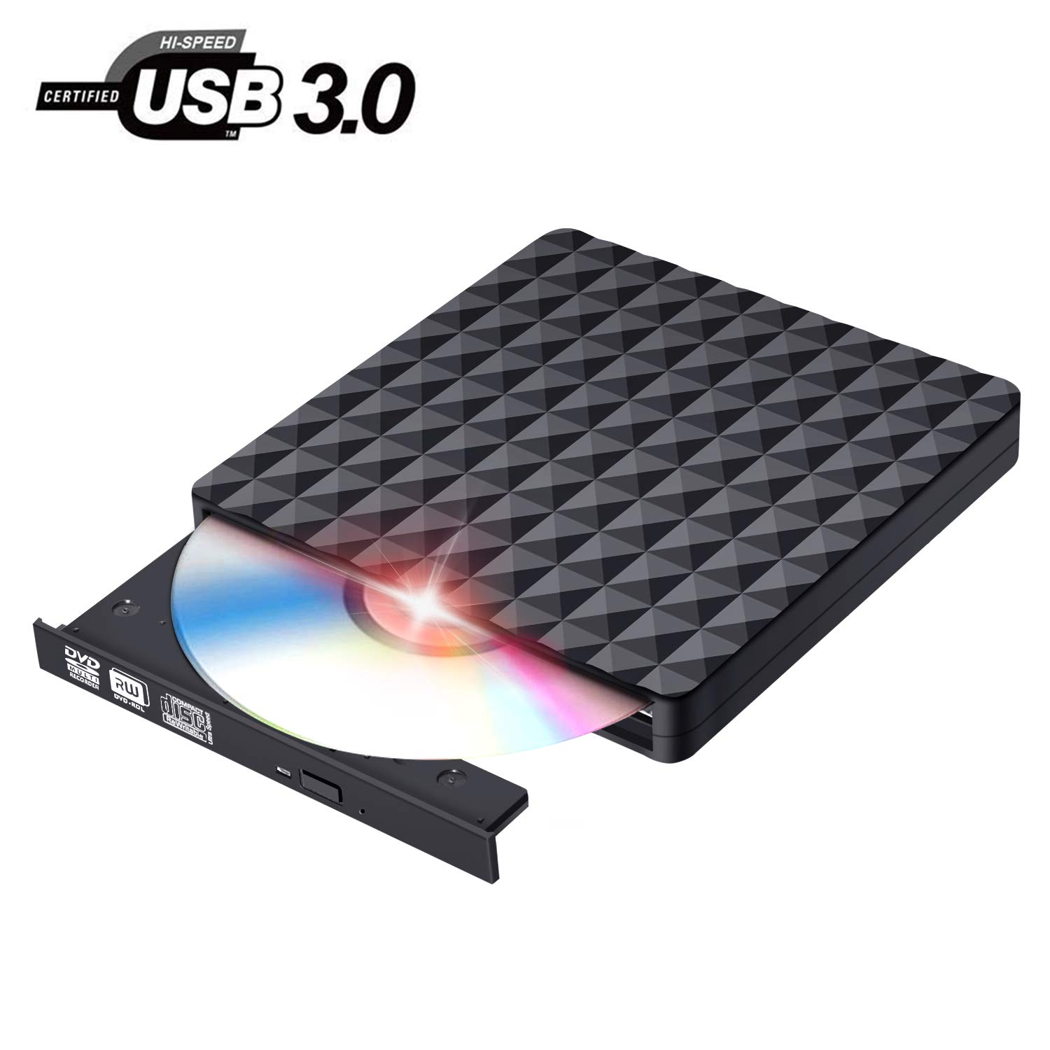 Best Rated in External CD & DVD Drives & Helpful Customer