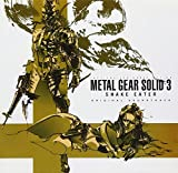 Metal Gear Solid 3: Snake Eater Original Soundtrack (2004-12-15)