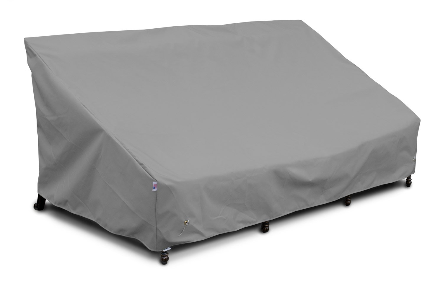 KoverRoos Weathermax 87450 Sofa Cover, 65-Inch Width by 35-Inch Diameter by 35-Inch Height, Charcoal