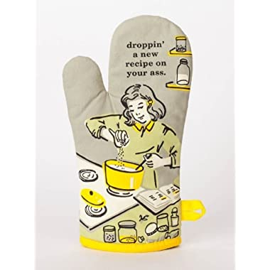 Blue Q  Droppin' A New Recipe On Your Ass  Oven Mitt