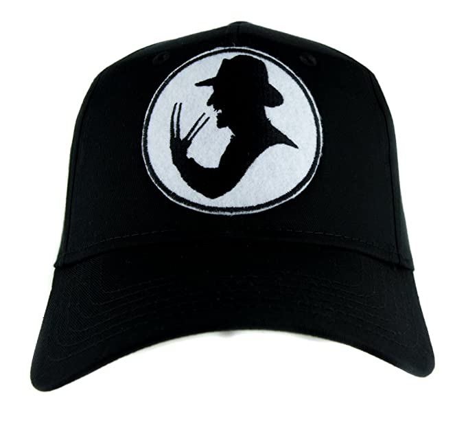 Image Unavailable. Image not available for. Color  Freddy Krueger Nightmare  on Elm Street Hat Baseball ... 0ea6ad7712f0