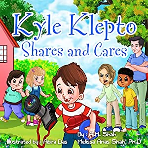 Kyle Klepto Shares and Cares Audiobook