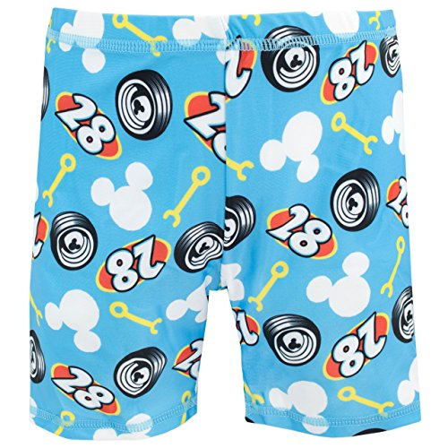 0ae3b8a04c1fd Disney Boys' Mickey and The Roadster Racers Two Piece Swim Set ...