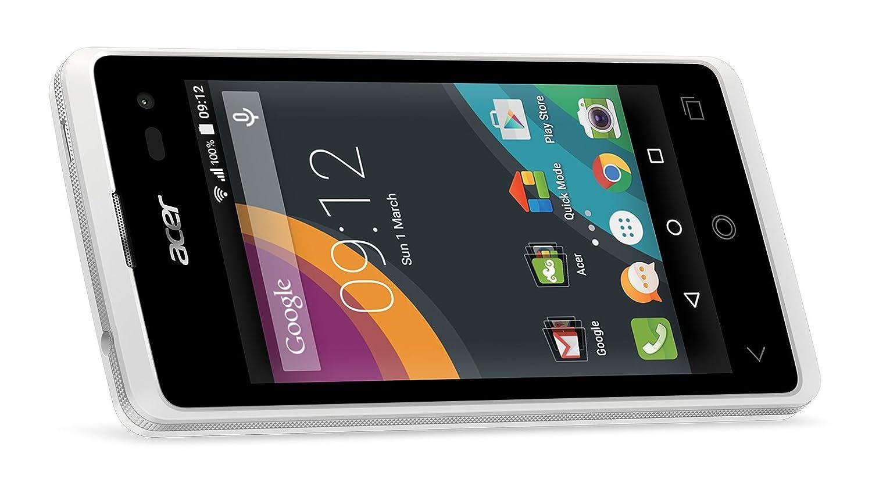 Acer Z220 - Smartphone libre de 4