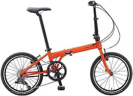 Dahon Speed D8 Bicicleta Plegable – 2017: Amazon.es: Deportes y ...