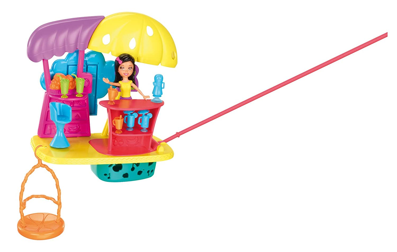 Mattel Polly Pocket Wall Party modello 2 Y7117 Mattel Italy s.r.l.