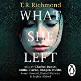 """What She Left"" av T R Richmond"