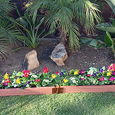 Frame It All Two Inch Series Composite Landscape Edging Kit