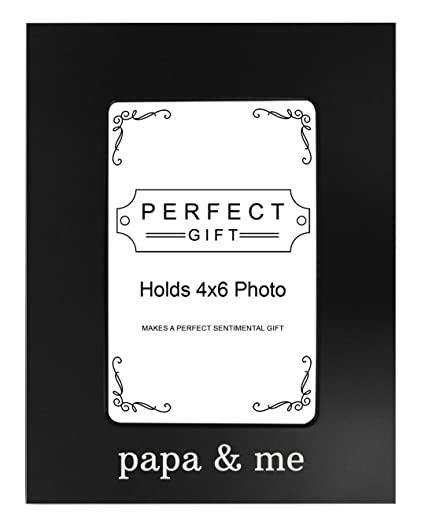 Amazon.com - ThisWear Gifts Papa & Me Picture Frame Papa Photo Frame ...