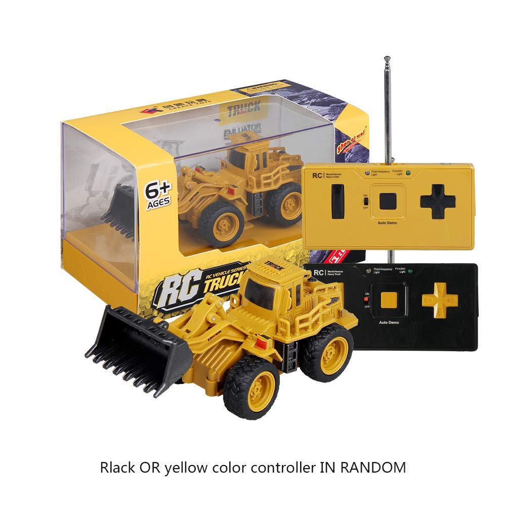 Littleice CM 0828 RC トラック 1:64 2.4GH リモートコントロール RTR Littleice RTR エンジニアリング 車両 バギー 子供向けおもちゃ 11.5*5*4.5 CM RC Truck B07GD7DK1N C, 菰野町:fa151b0c --- ijpba.info