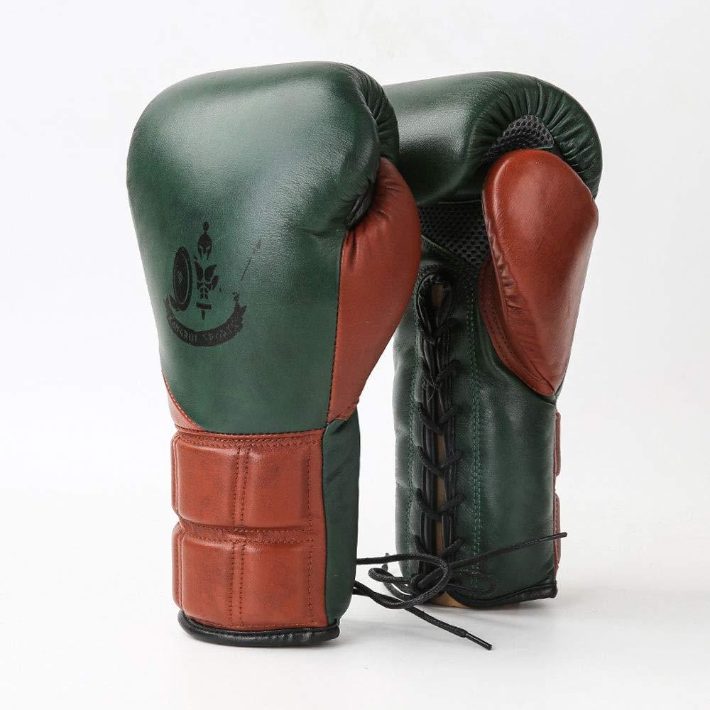 Agelec Boxing Gloves Adult Children Sanda Training Muay Thai Fighting Sandbag Gloves Men's Professional Gloves Boxing Gloves Adult Leather Gloves Sanda Professional Free Combat Training Muay Thai