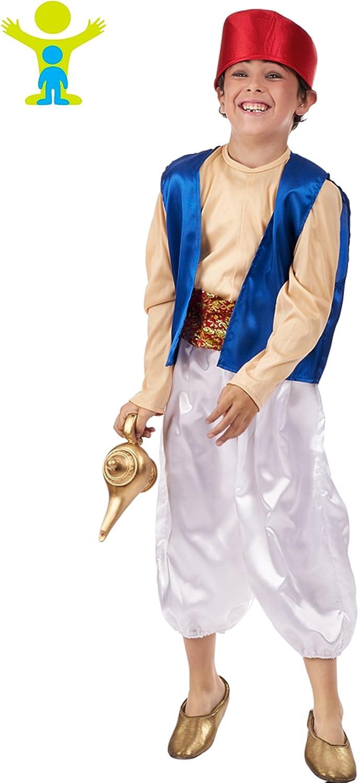 Disfraz de Aladino para niño: Amazon.es: Juguetes y juegos