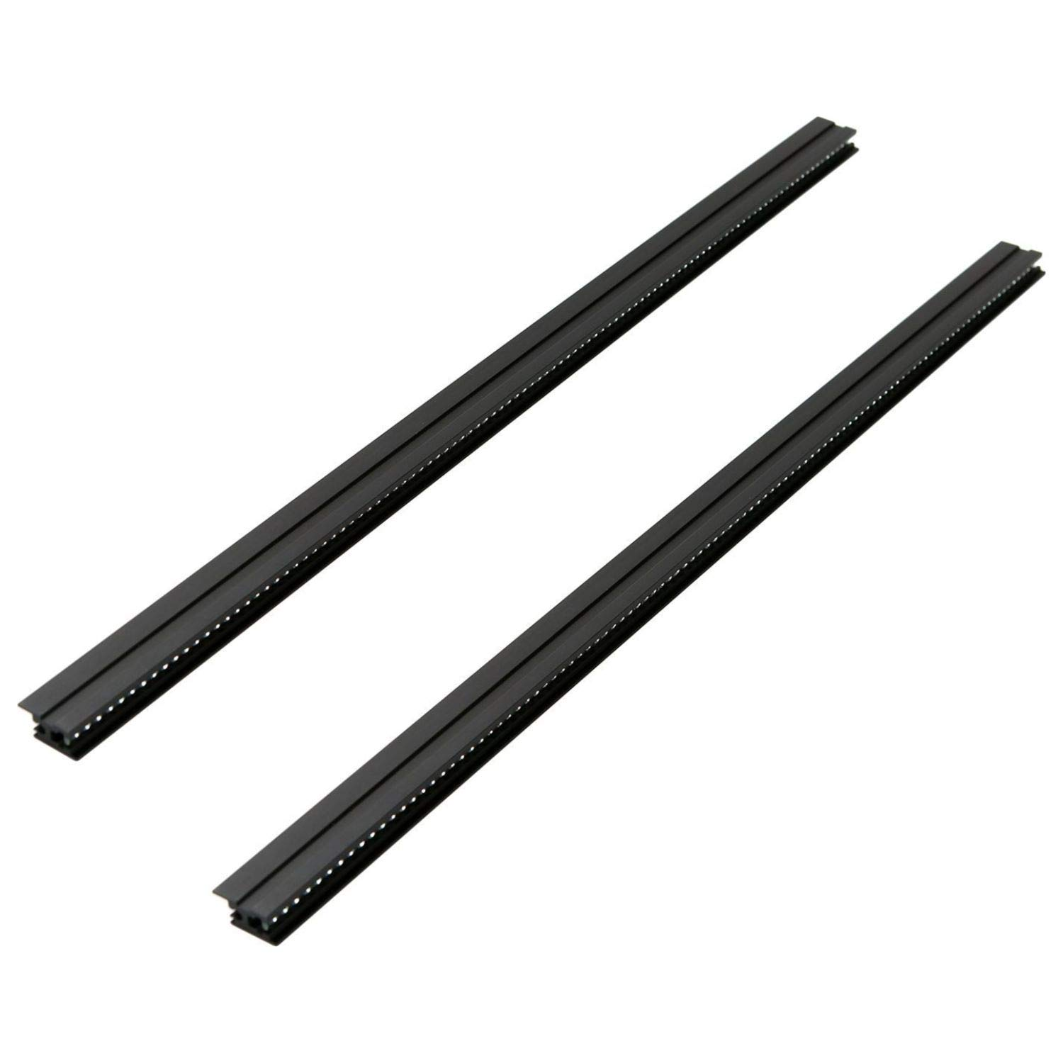 Tiptop Audio Z-Rails 104HP Pair - Black by Tiptop Audio