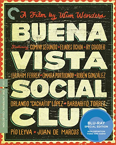Buena Vista Social Club (The Criterion Collection) [Blu-ray] Image