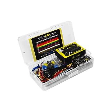 Homyl Kit Básico Módulo de Sensor para Keyestudio Arduino Accesorio de Equipamiento Industrial: Amazon.es: Electrónica