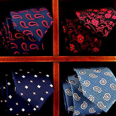Gentlee - Corbata de hombre con diseño de la versión coreana de la ...