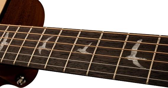 PRS SE Angelus a20e Electroacústica guitarra: Amazon.es ...