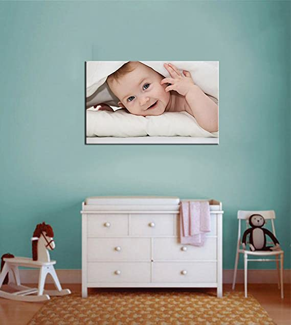 2de30aed7a1 Tallenge Baby posters - Peeping Baby - Premium Quality Poster (12 x ...