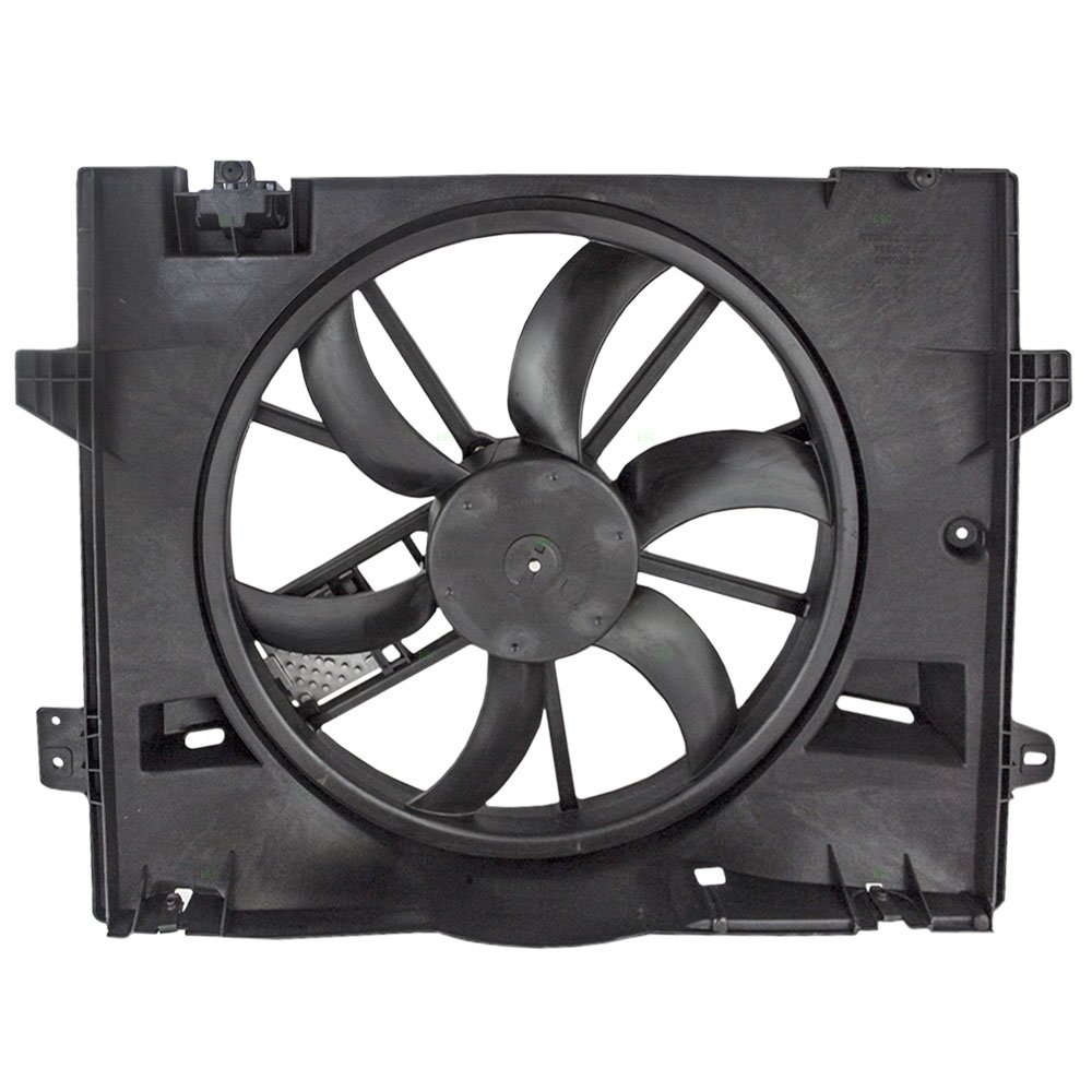 Engine Cooling Fan Assembly-Radiator Fan Assembly Dorman 621-353