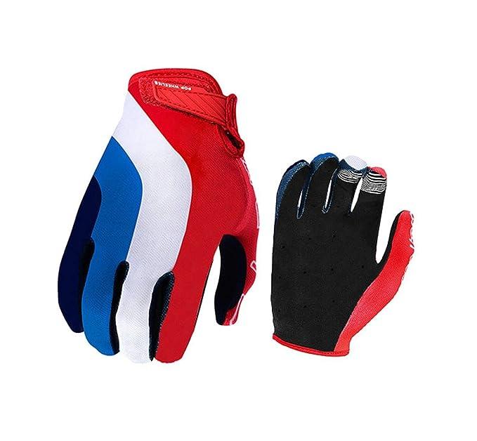 Blisfille Handschuh Motorrad Herren Radfahren Knight Racing