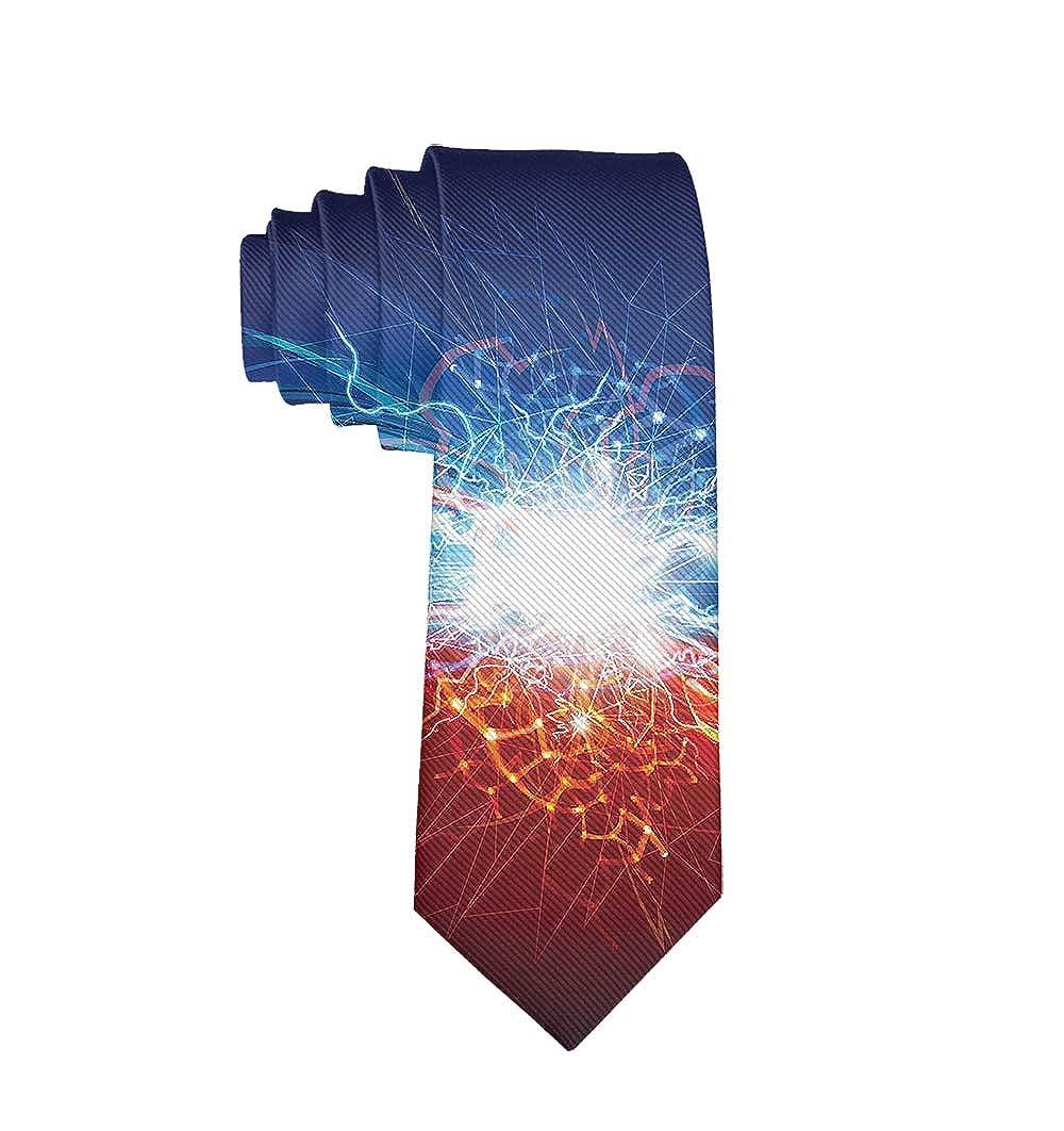 Creative Gift Wedding Party Polyester Necktie MenS Novelty Necktie