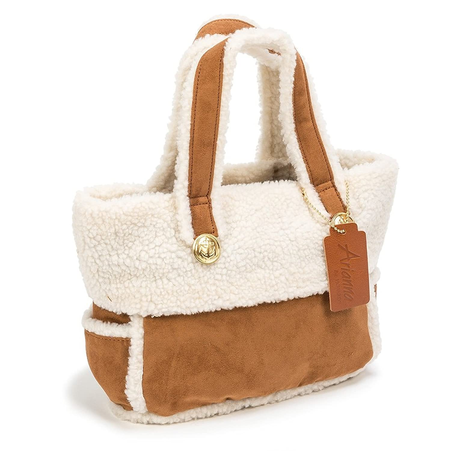 Arianna by Howaed's Ultra Suede Small Bag