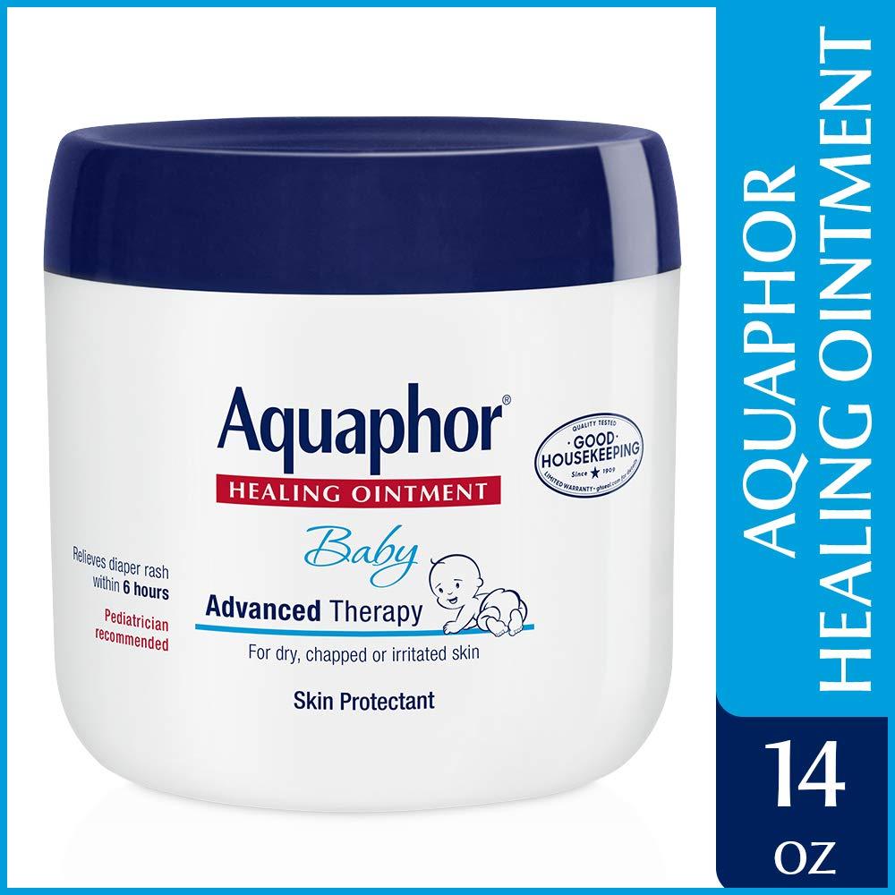 Amazon.com: Ungüento Aquaphor para bebé ...