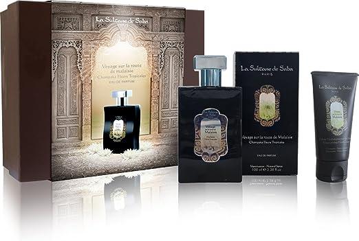 La Sultane de Saba – Estuche perfume viaje sobre la ruta de Malasia: Amazon.es: Belleza