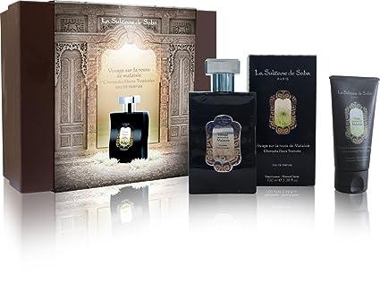 La Sultane de Saba – Estuche perfume viaje sobre la ruta de Malasia