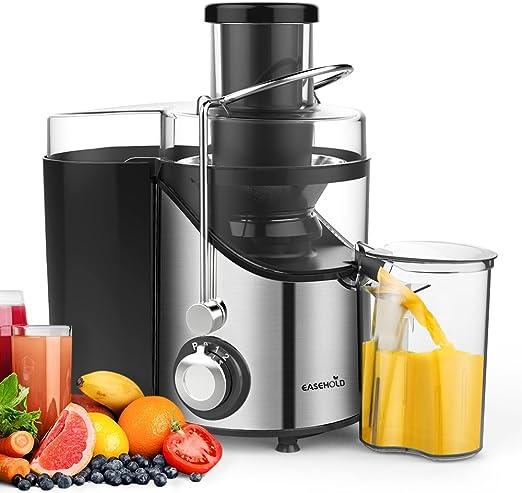 EASEHOLD Licuadora para Verduras y Frutas de 2 Velocidad (400W ...