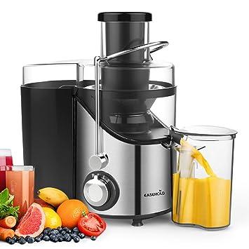 EASEHOLD Licuadora para Verduras y Frutas de 2 Velocidad (400W): Amazon.es: Hogar